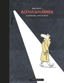 "Øyvind Torseter lanserer sin nye bok, ""Altmuligmannen"", i gammel pølsebu"