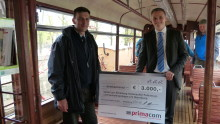 Perfekter Partner für den Netzausbau – primacom unterstützt Naumburger Straßenbahnen