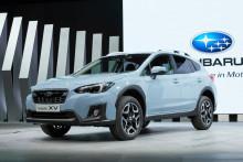 Världspremiär för helt nya Subaru XV i Genève