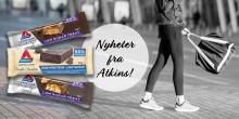 Nyheter fra Atkins: for deg som elsker sjokolade!