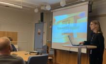 Informationsträffar på NCC ökar återbruk av byggpallar