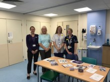 Support for stroke survivors in North Devon grows with launch of new support service