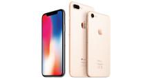 Telias topp 10 november: Apple iPhone X rett til topps