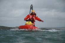 Panta mera och rädda liv till sjöss
