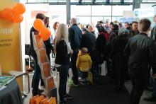 Besök Studentum på SACO-mässan i Malmö