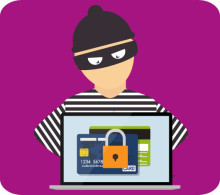 Polisen varnar för bedrägeri via nätet