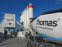 Thomas Concrete Group Expands in Northern Germany