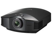 Sony lanza el nuevo proyector VPL-HW45ES para ofrecer una auténtica experiencia de cine en casa con una excelente calidad de imagen 3D Full HD