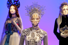 "Missa inte. T.o.m. 22/9. ""THE FASHION WORLD OF JEAN PAUL GAULTIER -