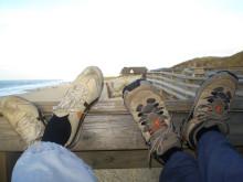 So weit die Füße tragen: Megamarsch Sylt
