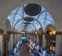 Stiftelsen Nordiska museet på fjärde plats bland Sveriges mest besökta museer