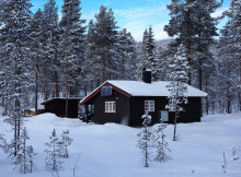 Finn din egen Statskog-hytte