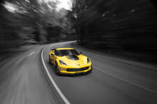 Ikonbiler hos Hertz - Nå kan du leie «Special Edition Chevrolet Corvette Z06»