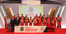 "Yamaha Motor Holds ""World Technician Grand Prix 2018"" - Two-Yearly Event to Find Best Yamaha Motorcycle Technician among 34,000 Worldwide! - - Canada Wins Sports Model Class, with Taiwan Clinching Commuter Model Class -"