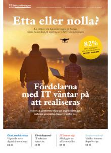 Pressinbjudan till seminarium om ny rapport: Etta eller nolla - hur går det egentligen med digitaliseringen av Sverige?