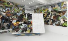 Matthias van Arkel och Kim Simonsson på Galerie Forsblom, Stockholm