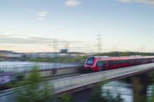 MTR Express ökar farten