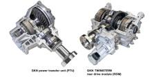 Med hjälp av GKN Driveline får Range Rover Evoque 2014 förbättrade köregenskaper och förbättrad bränsleekonomi