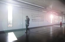 Klart for Norges lengste kunstverk på Oslo Lufthavn