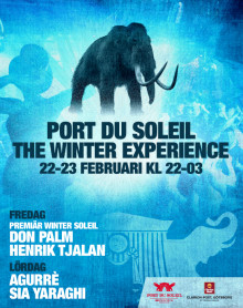 PORT DU SOLEIL - THE WINTER EXPERIENCE - 22-23 FEB