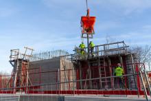 Nya krav från Stockholms fastighetsbolag på att förebygga och återvinna byggavfall