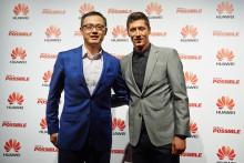 Huawei indgår ambassadøraftale med Robert Lewandowski