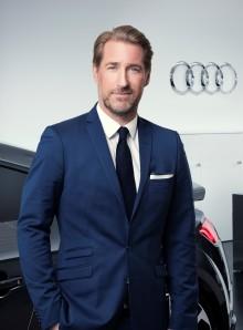 Ny ledning för Audi Sverige