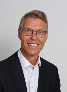 Fredrik Holst ny chef för RISE division Samhällsbyggnad