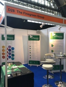 ​**FINEGREEN AT NHS CONFED 2019**
