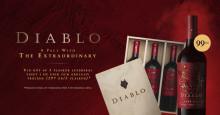 Julklappstips! DIABLO – ett smakrikt vin i exklusiv trälåda
