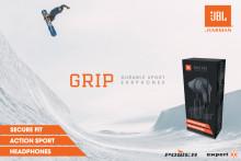 JBL Grip - Når det godt kan blive vildere