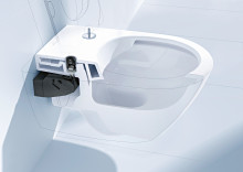 Villeroy & Boch paves the way for even more flexibility in toilet installation -  SupraFix 3.0: the new generation of the toilet attachment system