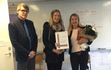 Milstensskolan tilldelas AcadeMedias DIGI-stipendium