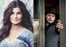 Sommarmusik på Rånäs Slott med Carola och Jens Hult - 9 juli 2016
