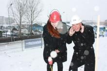 Byggstart för ytterligare 300 hyresrätter i centrala Åkersberga