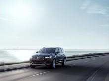 Volvo ökar mer än marknaden