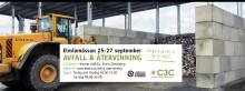 C3C på Elmia Avfall & Återvinning