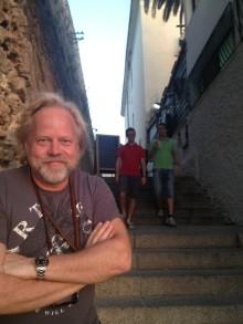 Peter Apelgren i samtal med Kristina Cohn Linde, MiG