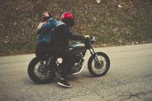 Många motorcyklister omkommer på småvägar