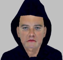 E-fit released following attempted robbery in Portsmouth