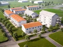 OBOS byggstartar etapp 1 på Prästgårdsgärde