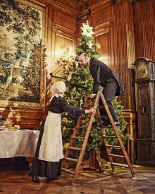 Juldrama på Hallwylska museet