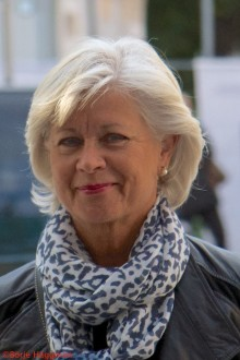 Fredrika Bremer möter... Lou-Ann Wejke