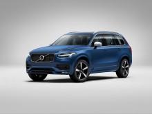 Volvo Cars presenterar helt nya Volvo XC90 R-Design