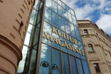 Internationellt intresse för Kulturmagasinet