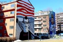 Норвегия – страна стрит-арта