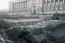 Historiskt spadtag ledde till platsen för Medeltidsmuseet