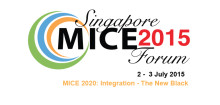 Singapore MICE Forum 2015... here we come!