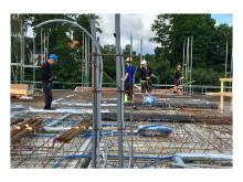 Vi bygger 32 nya lägenheter i Örkelljunga - en del i utvecklingen av regionen