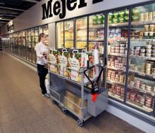 Logistiklösningar som skapar nära kundrelationer när E-handel och butikshandel går samman